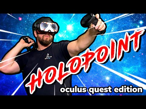 HOLOPOINT – THE INTENSE VR ARCHERY DOJO ON OCULUS QUEST